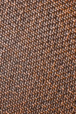 great background image of wooden bambo or wicker basket weave photo
