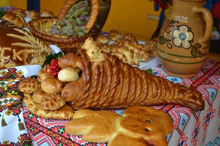 Ukrainian cuisine photo