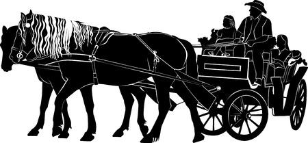 馬のチーム