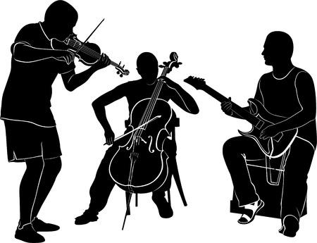 musico: músicos