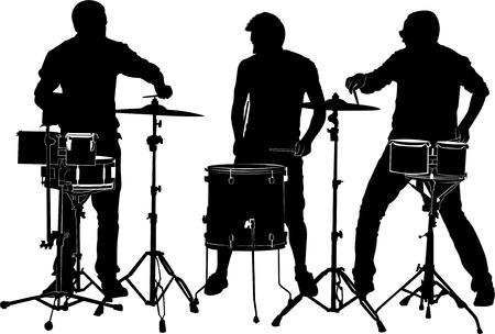rockstar: drummers