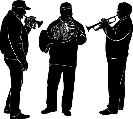 flugelhorn: musicians