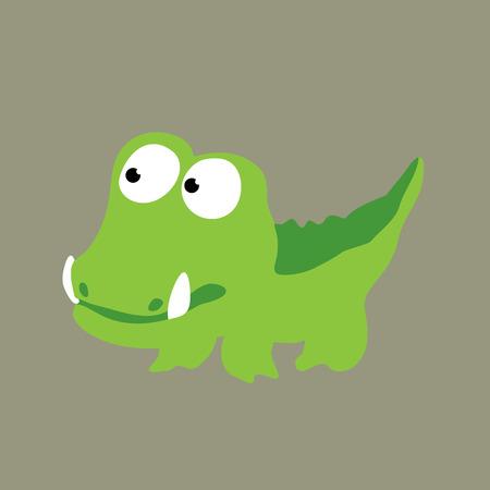 alligators: Curious Gator