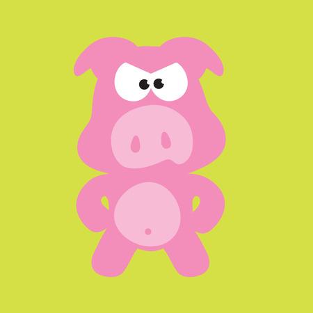 scold: Mad Pig
