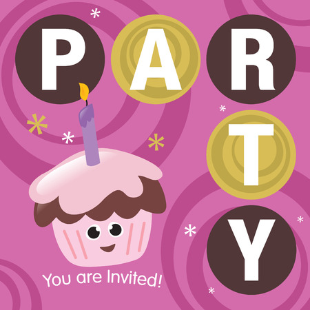 gloss banner: Party Invitation