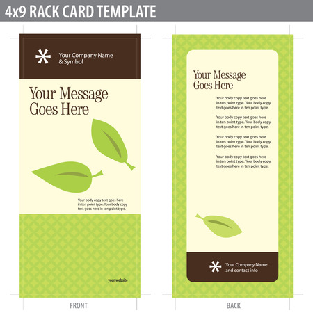 racks: 4x9 Two Sided Rack Card (includes crop marks, bleeds and key line - elements in layers)