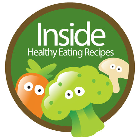 Healthy Eating Sticker (add your own message)