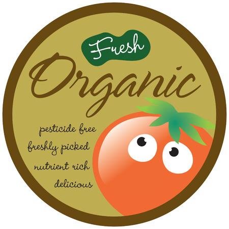 pesticida: Adhesivo org�nico  Label (a�adir tu propio mensaje)