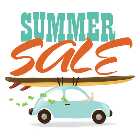 Summer Sale Graphic