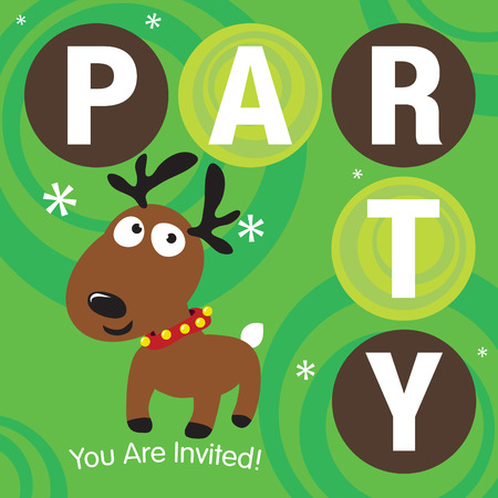 party invite: Christmas Party Invite