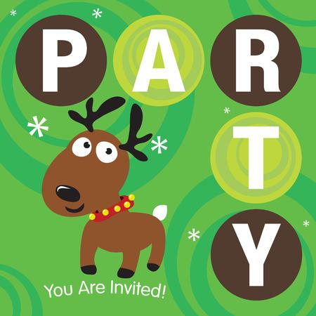 uitnodigen: Christmas Party uitnodigen