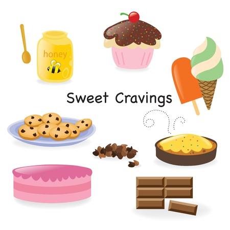 craving: Antojos de dulces