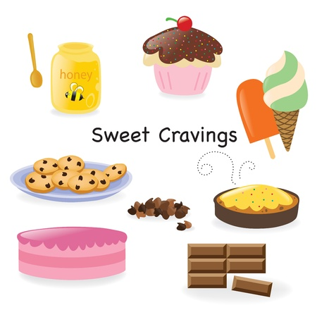 carbohydrates: Sweet cravings