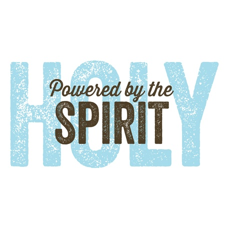 jesus word: Vintage Christian design  Spirit Illustration