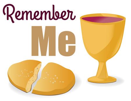 Holy Communion Illustration