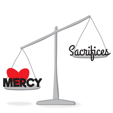pain scale: Mercy weighs more