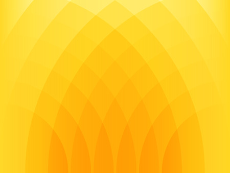 Abstract orange  yellow background Ilustração