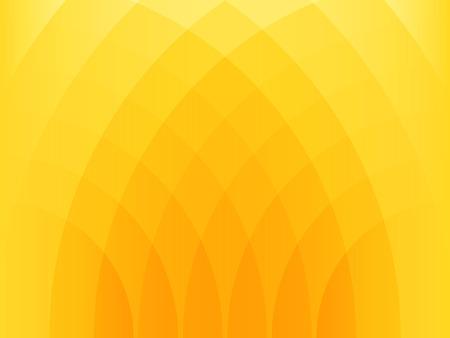 abstraktní: Abstraktní oranžová žlutá pozadí Ilustrace