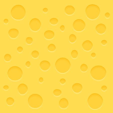 Queso Ilustración de vector