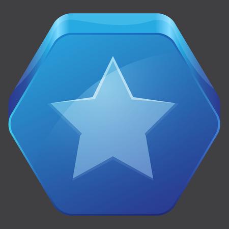 star icon: Star icon  Vector.
