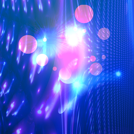 schein: Star, Talent, Superstar, Theater, modern, S�ngerin, Song, Musik, Stil, elegant, glanz, schein-, Wand-, Gitter-, Mesh-Glanz, gl�nzend, funkelnd, hell, hell blau, abstrakt, Hintergrund, Beleuchtung, Licht, Aussehen, Veranstaltung, Lichtstrahlen, Weihnac Stock Photo