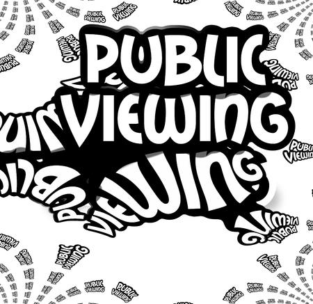 Public Viewing photo