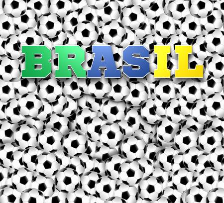 soccer wm: F�tbol Foto de archivo