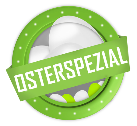 isoliert: Osterspezial