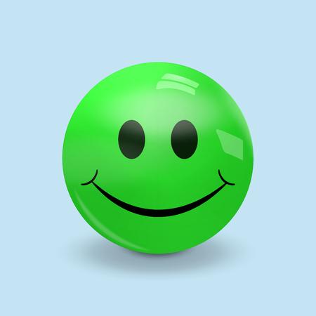 neutral face: smily