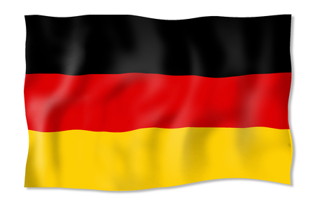 industrialized country: Germany Stock Photo
