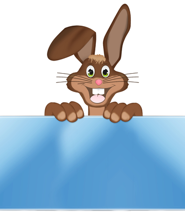 Easter Bunny Stock Photo - 27232963