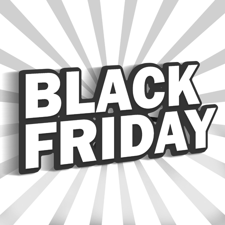 suppliers: Black Friday