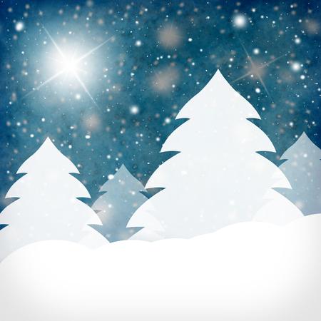 winter wallpaper: Papel tapiz de invierno
