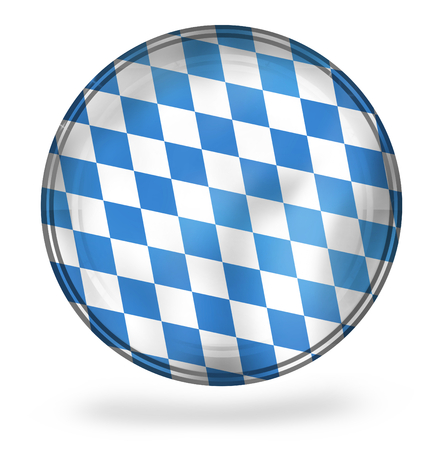 bavaria Oktoberfest Icon Button photo