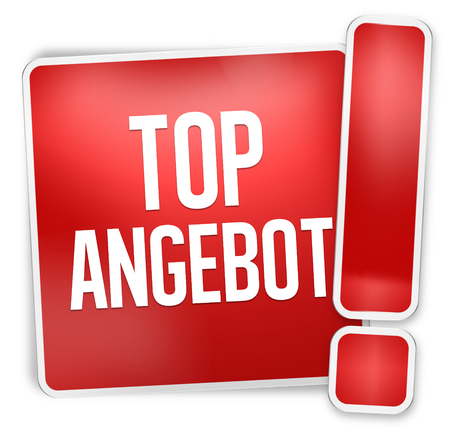 reduced value: Top offer german top angebot