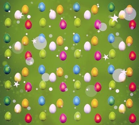 christmas profits: Easter Eggs Colorful