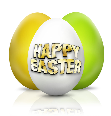 exempted: Happy Easter Design