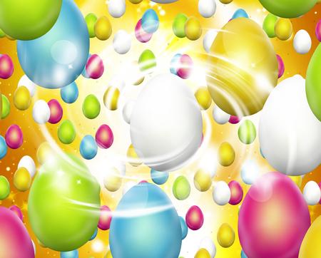 Easter Eggs Festive Stock fotó