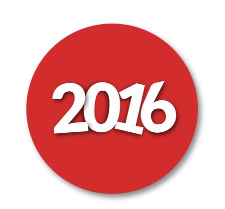 bold: 2016 bold white font