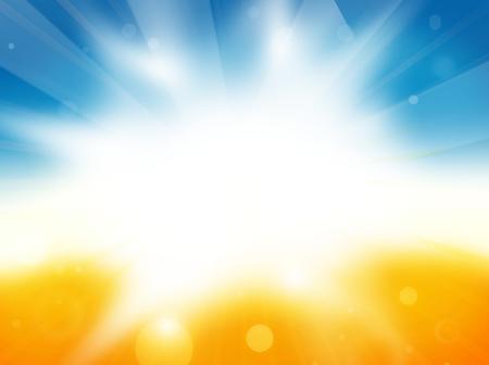 background summer: Summer Time Background