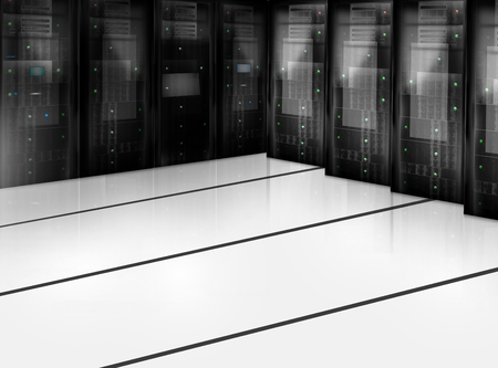 Server Room Datacenter photo