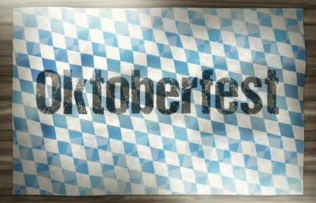 darkwood: Bavaria Oktoberfest Wood Background Graphic