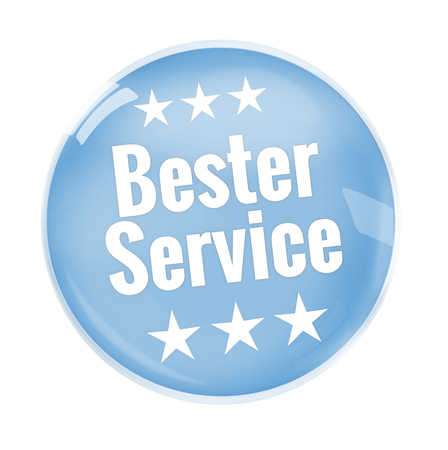 best service: german best service font Stock Photo