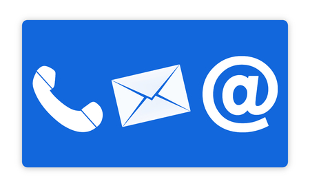 mail service: Contact Us