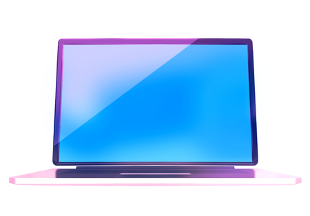 surfen: Computer Screen