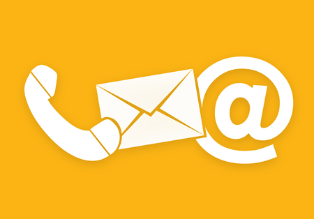 email icon: Contact Us