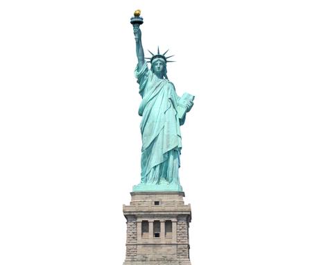 liberty: Statue of Liberty Stock Photo