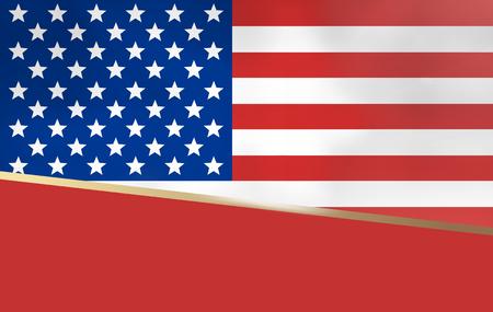 unites: Unites States of America Stock Photo