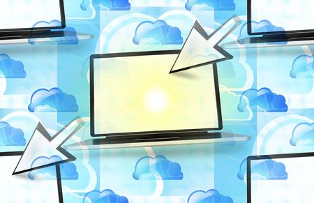 webspace: cloud computing