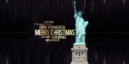 multilingual: Merry Christmas multilingual